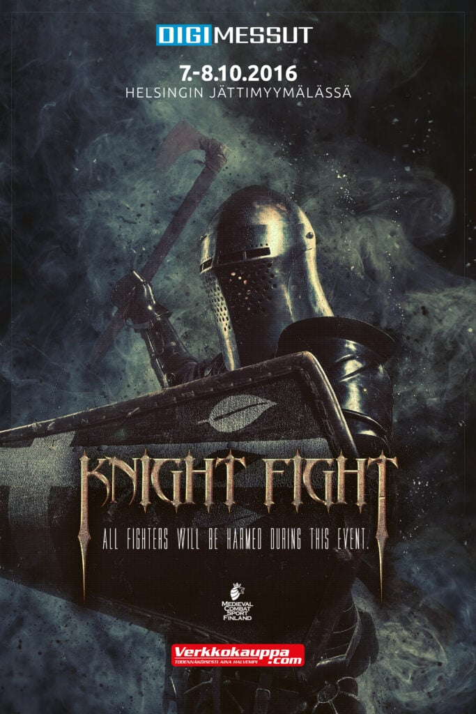 Knight Fight poster 3