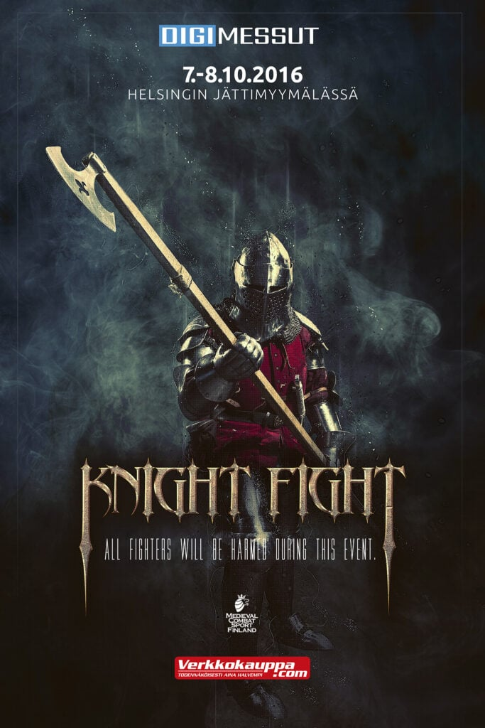 Knight Fight poster 2