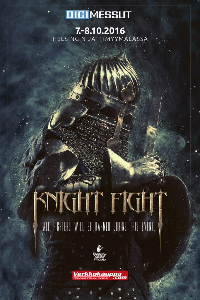 Knight Fight poster 1