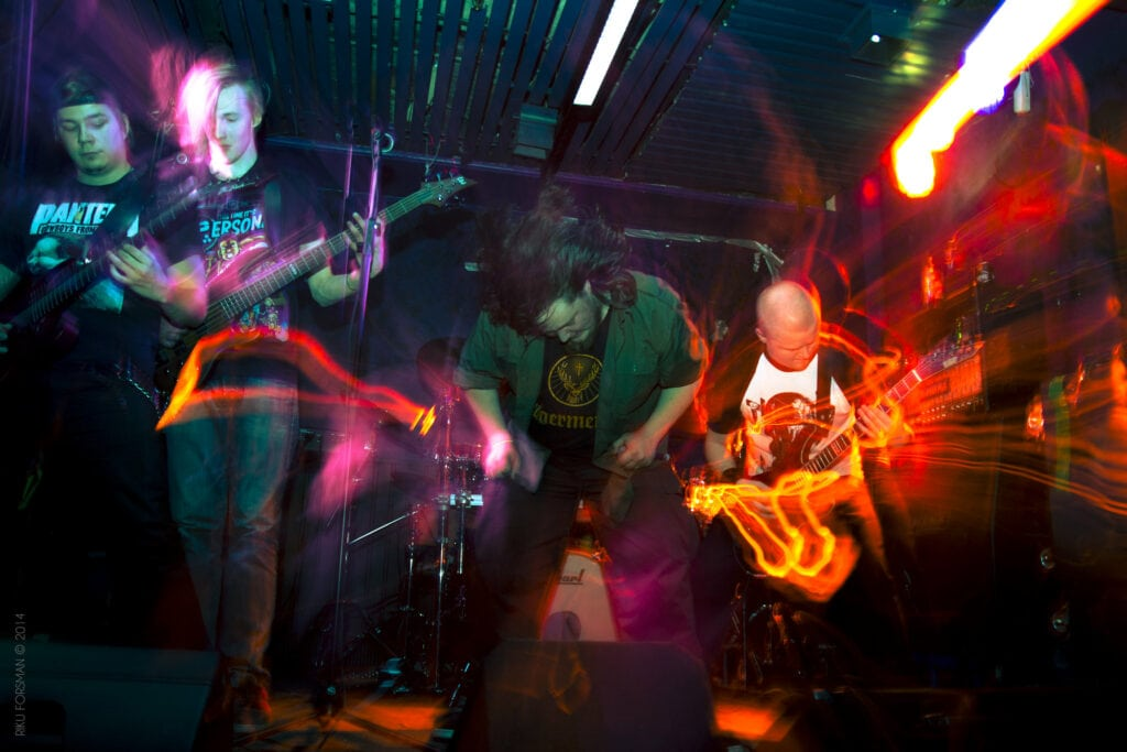 CREINIUM Band Photography Featured